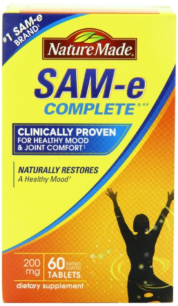 Nature Made SAM-e Complete 200 mg