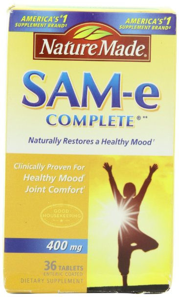 Nature Made SAM-e Complete 400 mg